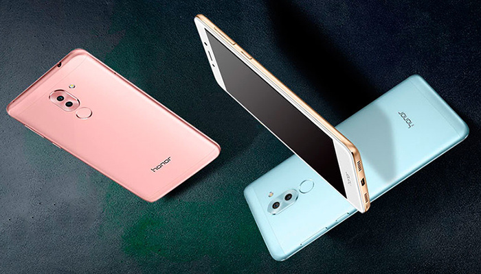 honor 6x colores