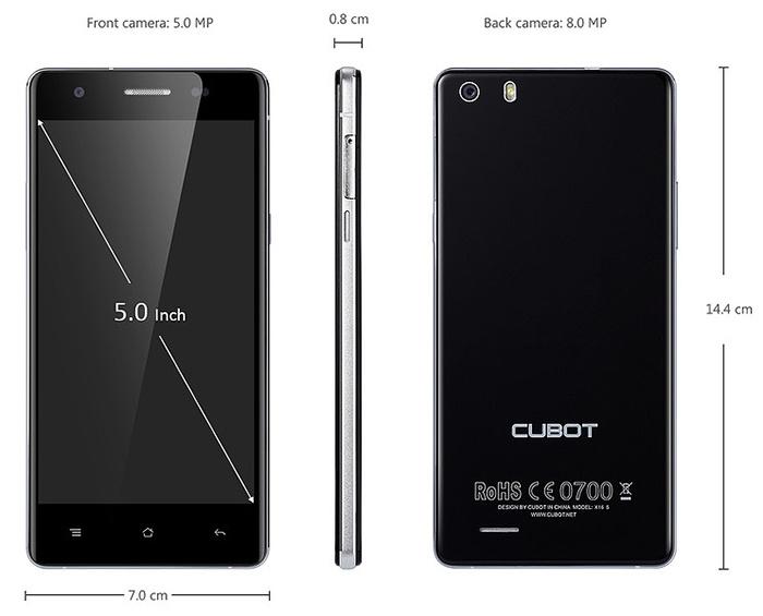 Cubot X16S, comprar un móvil chino que no da problemas