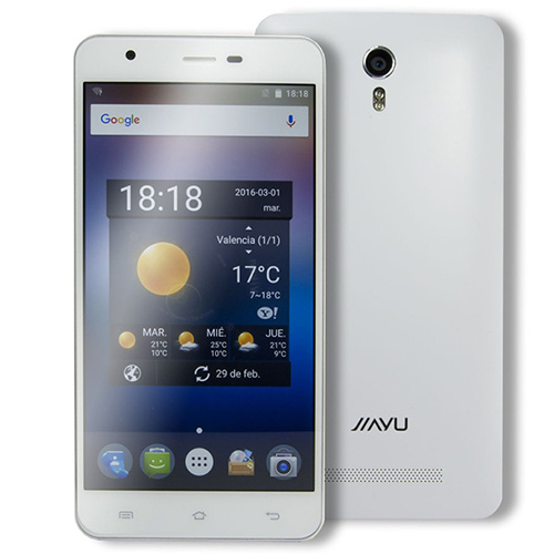 jiayu s3 plus blanco