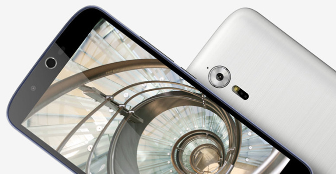 acer liquid zest plus smartphone