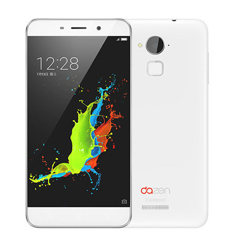 Coolpad Qiku Dazen Note 3 blanco