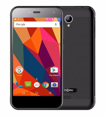 Nomu S20, móvil con certificación IP68 de gama media