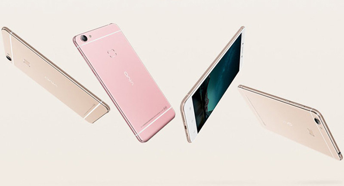 vivo x6s plus colores