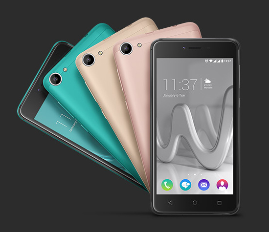 wiko lenny 3 max colores