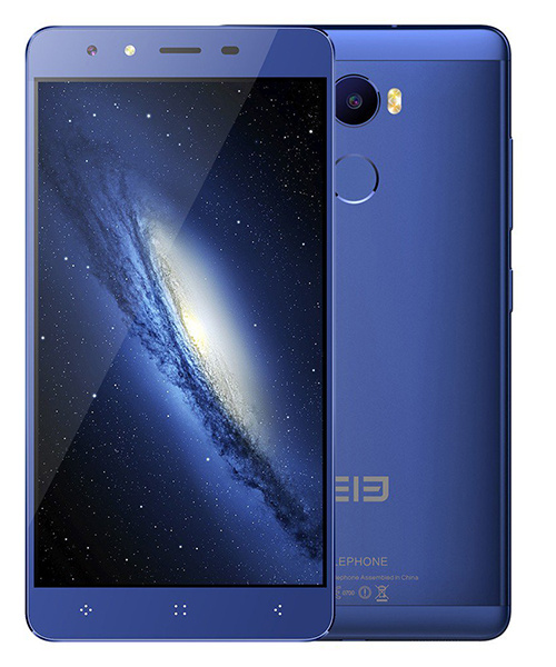elephone c1 azul