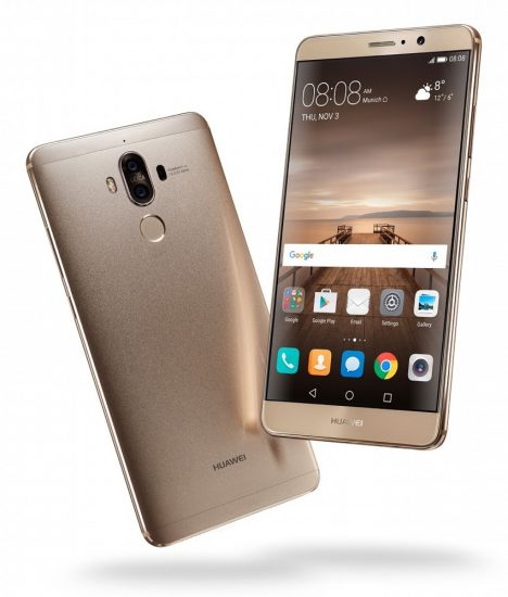 huawei mate 9 smartphone