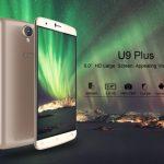 iNew U9 Plus, un phablet de gama baja