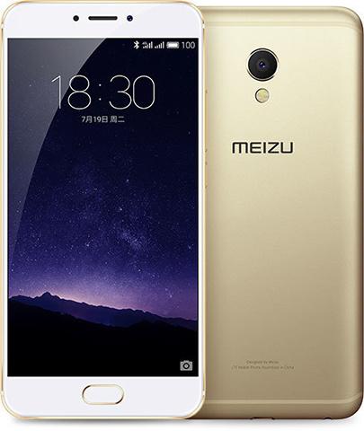 meizu mx6 dorado