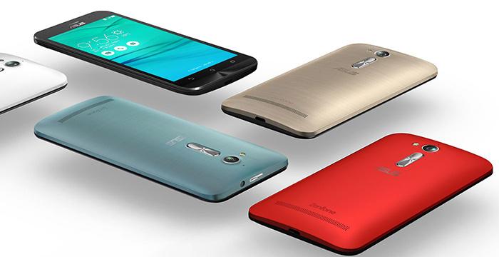 ZenFone Go (ZB500KL), móvil básico y funcional