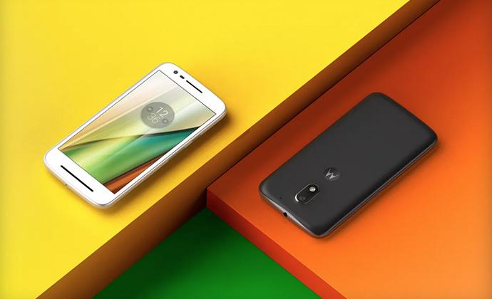 Motorola Moto E3 Power, una versión actualizada con más RAM