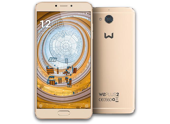Weimei WePlus 2 dorado