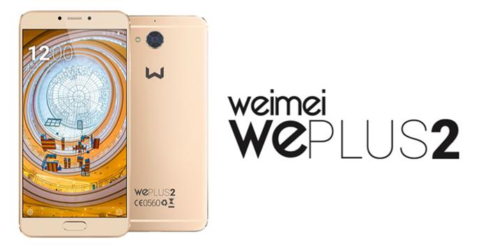 Weimei WePlus 2, un nuevo gama media premium caro