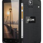 AGM A8, móvil resistente con buena batería y equipación