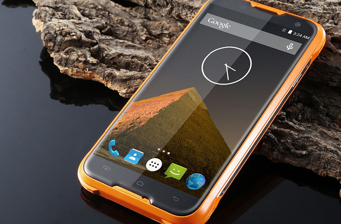 blackview bv5000 naranja