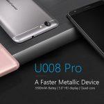 Ulefone U008 Pro, acabado premium para la gama de entrada