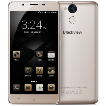Blackview P2 Lite, igual de grande que su hermano mayor