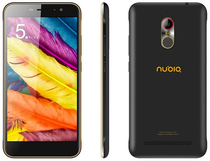 Nubia N1 Lite, la versión económica de un gran móvil
