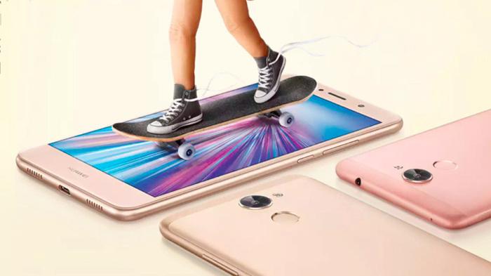 Huawei Enjoy 7 Plus, gama media con Android 7 Nougat