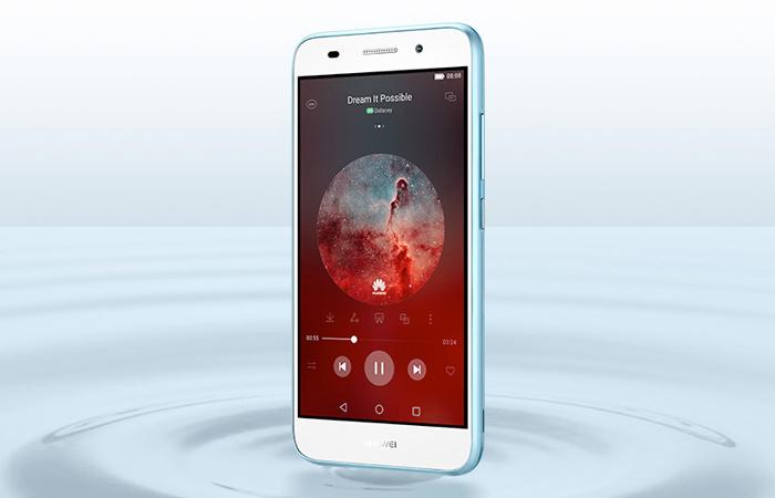 Huawei Y3 2107 blanco