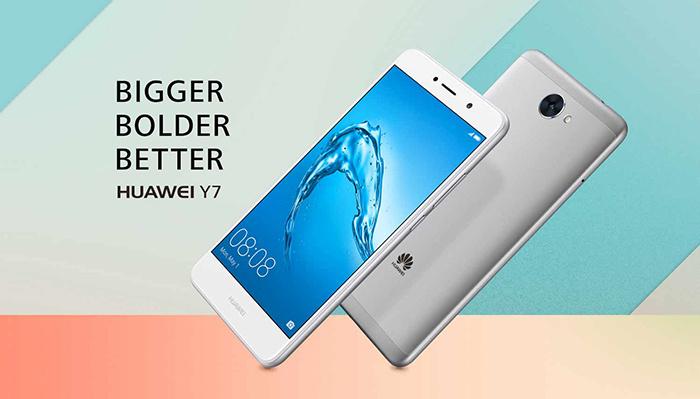 Huawei Y7, gran diagonal y buen precio en un gama de entrada
