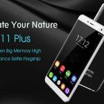 Oukitel U11 Plus, phablet con pantalla de 5,7 pulgadas