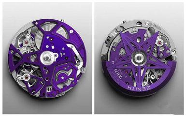 Purple Zenith Movement